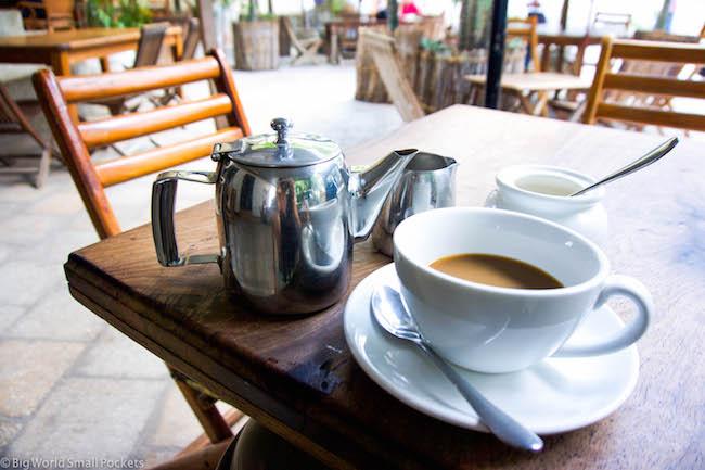 Zanzibar, Stone Town, Spiced Tea