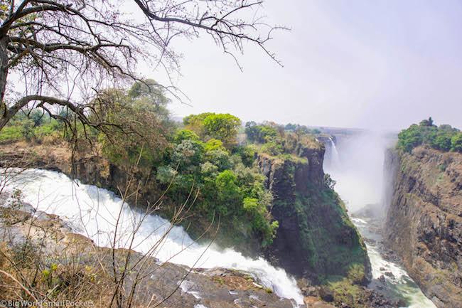 Zimbabwe, Victoria Falls, Zambezi Gorge