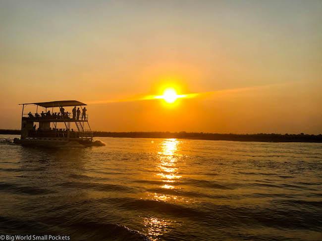 Botswana, Chobe National Park, River Cruise