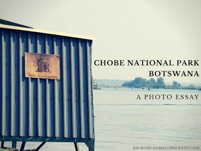 Chobe National Park, Botswana - A Photo Essay
