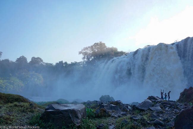 Ethiopia, Bahar Dar, Blue Nile Falls 1