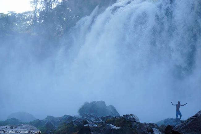 Ethiopia, Bahar Dar, Blue Nile Falls 3
