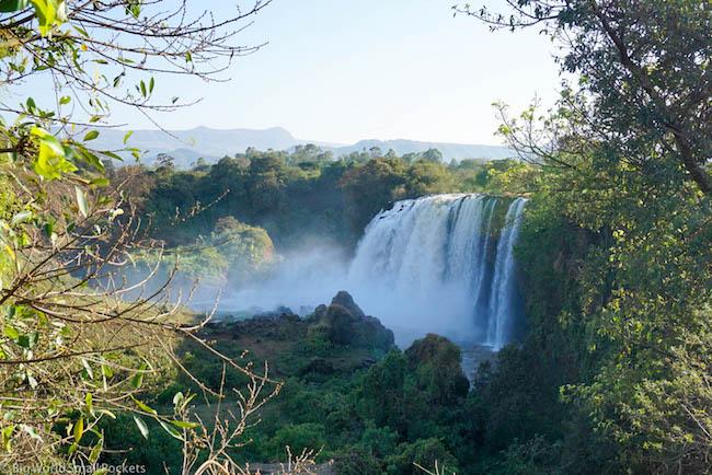 Ethiopia, Bahar Dar, Blue Nile Falls 4