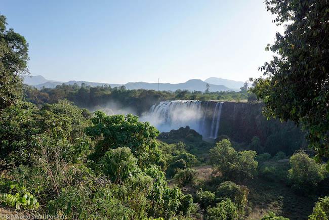 Ethiopia, Bahar Dar, Blue Nile Falls 5