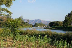 Ethiopia, Bahar Dar, Blue Nile Falls Dam