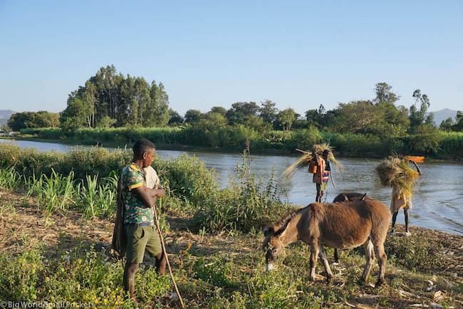 Ethiopia, Bahar Dar, Locals