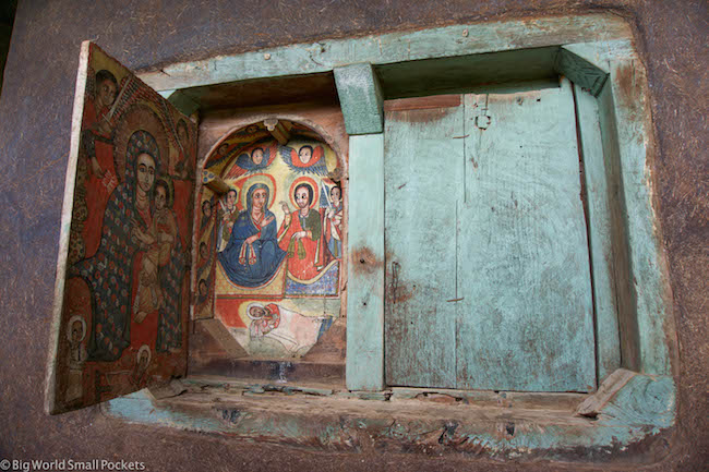 Ethiopia, Bahar Dar, Monasteries Lake Tana