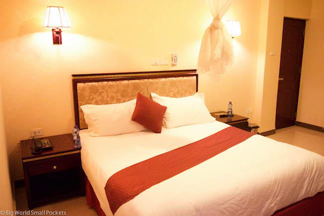 Ethiopia, Bahar Dar, Solyana Hotel Deluxe Room