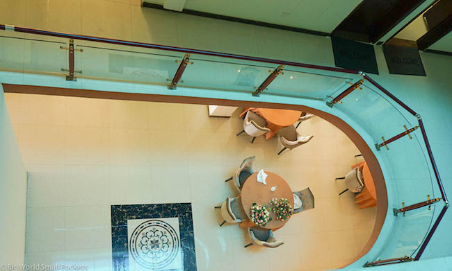 Ethiopia, Bahar Dar, Solyana Hotel Floor