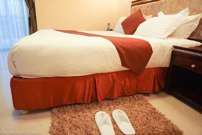 Ethiopia, Bahar Dar, Solyana Hotel Room