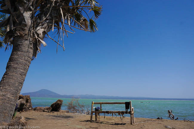 Ethiopia, Danakil Depression, Lake Afdera Bench
