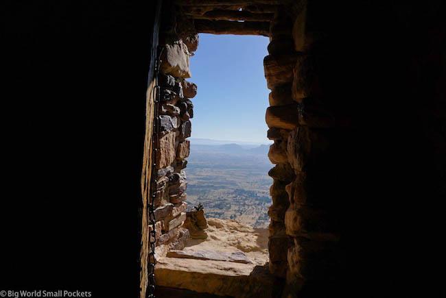 Ethiopia, Tigray, Daniel Korkor Door 2