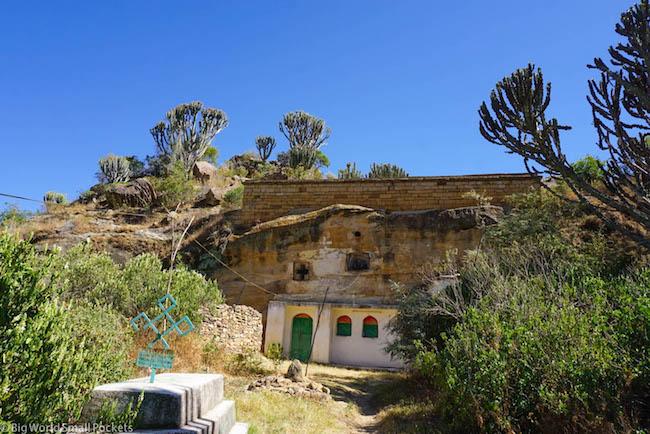Ethiopia, Tigray, St George's Church 3