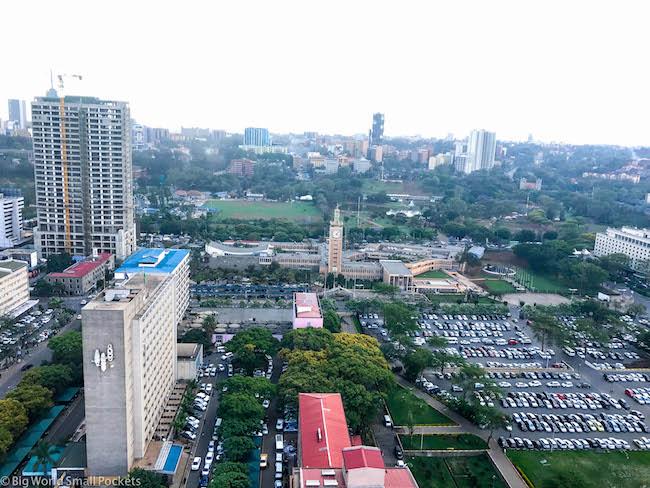 Kenya, Nairobi, Parliment Building