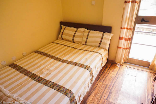 Lalibela, Red Rock Hotel, Bedroom