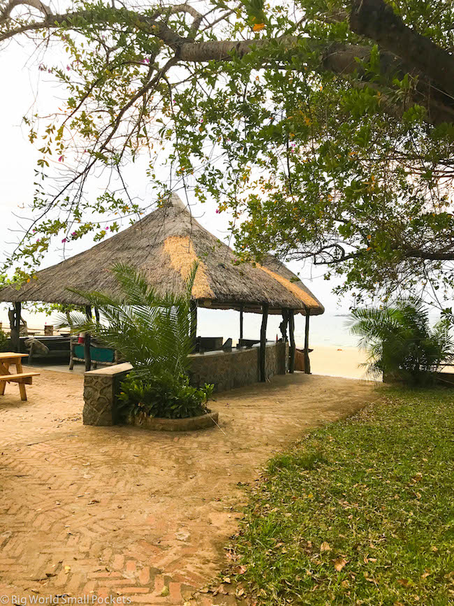 Malawi, Lake Malawi, Beach Hut
