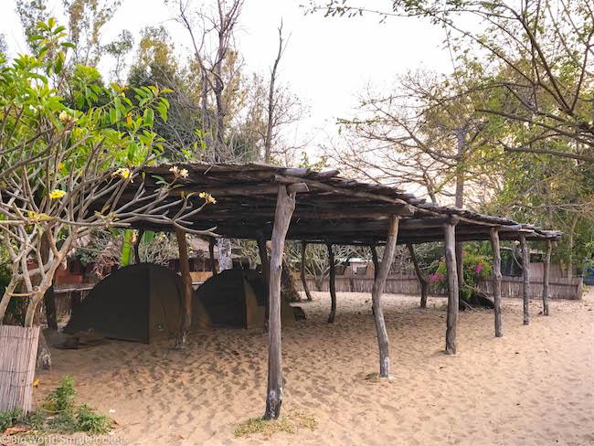 Malawi, Lake Malawi, Camping