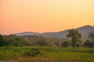Malawi, Lake Malawi, Sunset