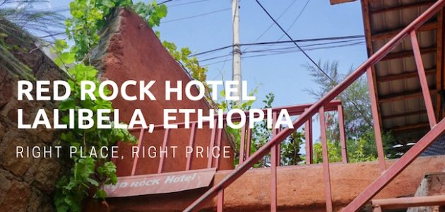 Red Rock Lalibela Hotel : Right Place, Right Price