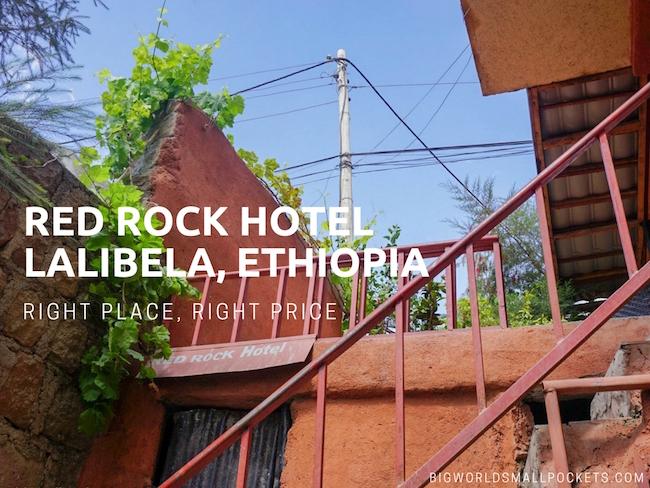 Red Rock Lalibela Hotel, Ethiopia
