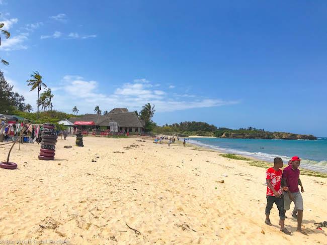 Tanzania, Dar Es Salaam, Coco Beach