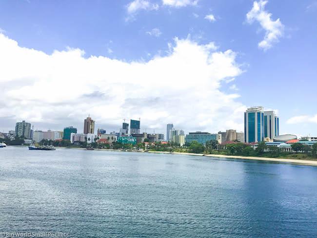 Tanzania, Dar Es Salaam, Ferry Ride