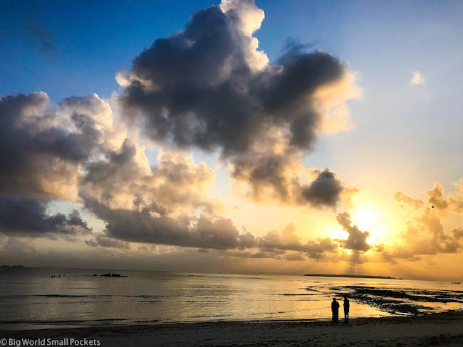 Tanzania, Dar Es Salaam, Mikardi Beach