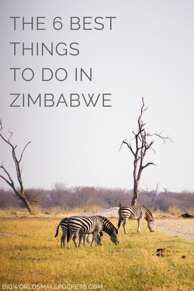 The 6 Best Things to Do in Zimbabwe, Africa {Big World Small Pockets}