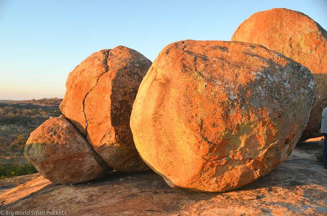 Zimbabwe, Matopos NP, Boulders