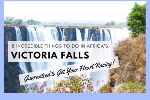 8 Incredible Things to Do in Victoria Falls Guaranteed to Get Your Heart Racing!