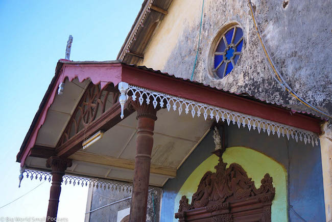 Ethiopia, Harar, St Marys Catholic Church