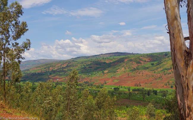 Rwanda, Countryside, Views