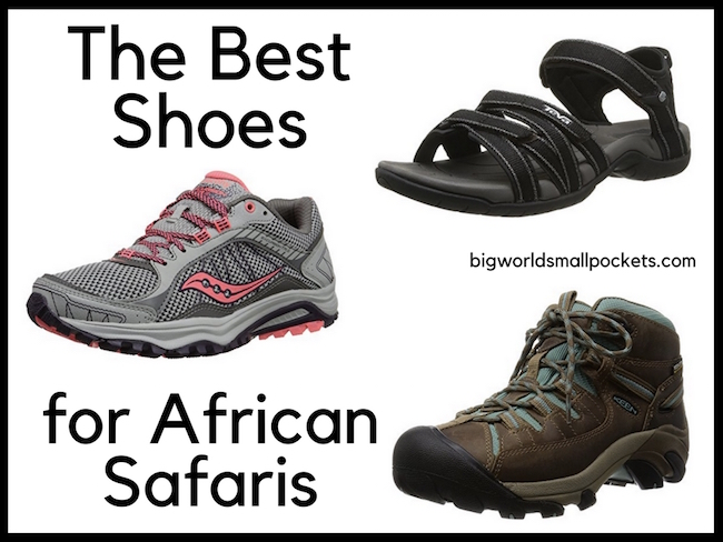 The Best Shoes for African Safari - Big World Small Pockets