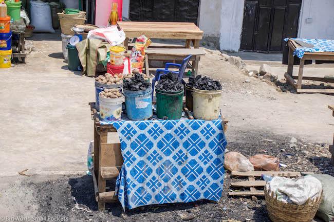 Tanzania, Iringa, Stall
