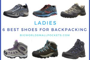 Women : The 6 Best Shoes for Backpacking