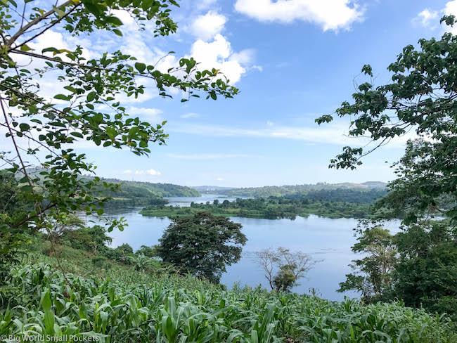 Uganda. Jinja, View