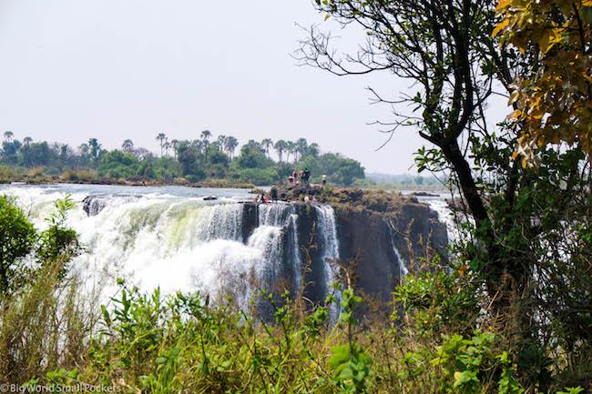 Zimbabwe, Victoria Falls, Devils Pools