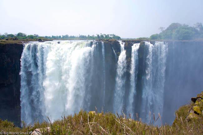 Zimbabwe, Victoria Falls, Lookout