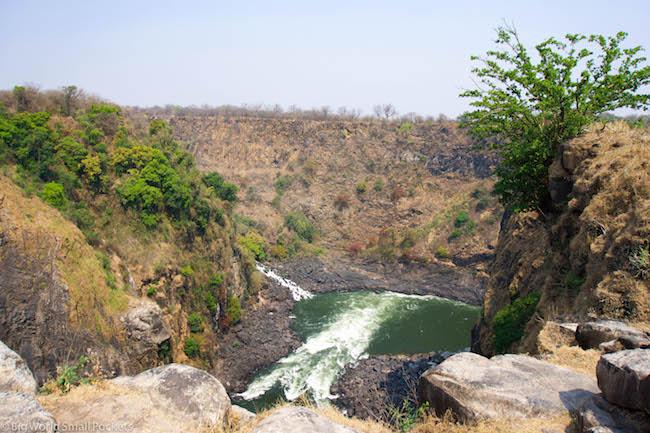 Zimbabwe, Victoria Falls, Rafting