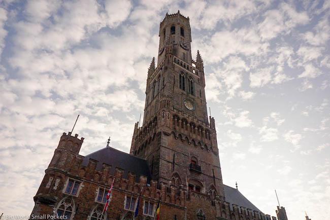 Belgium, Bruges, Belfort