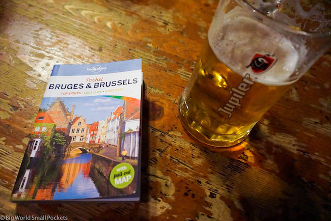 Belgium, Bruges, Lonely Planet
