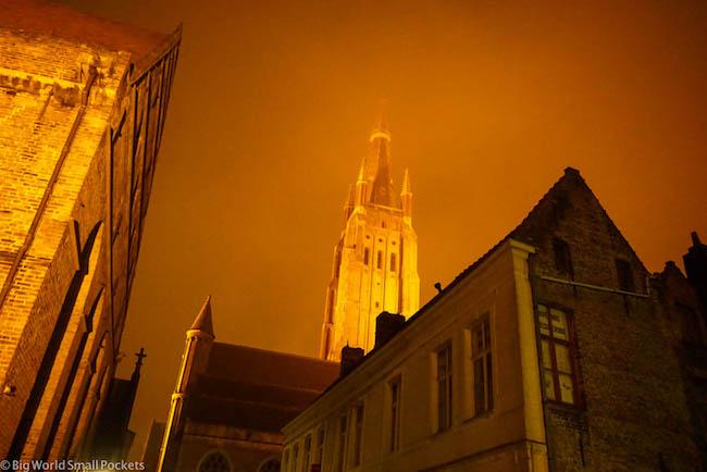 Belgium, Bruges, St-Salvators-Kathedraal
