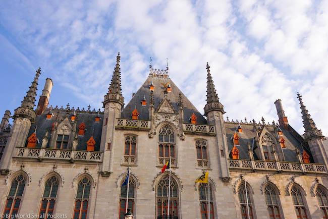 Belgium, Bruges, the Burg