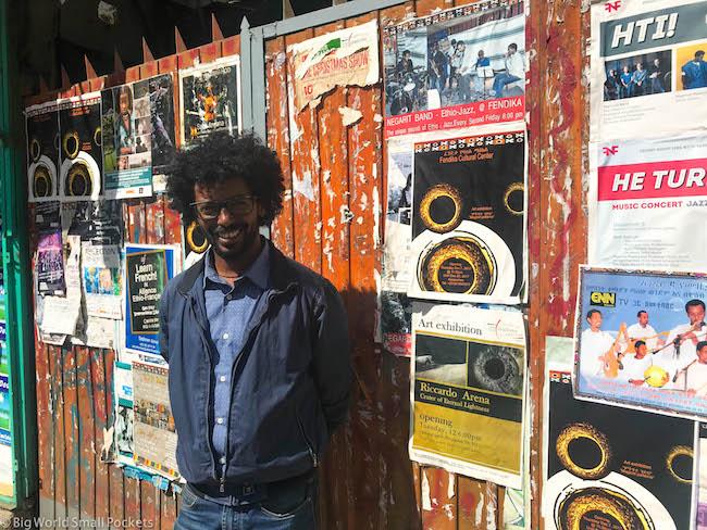 Ethiopia, Addis Ababa, Fendika