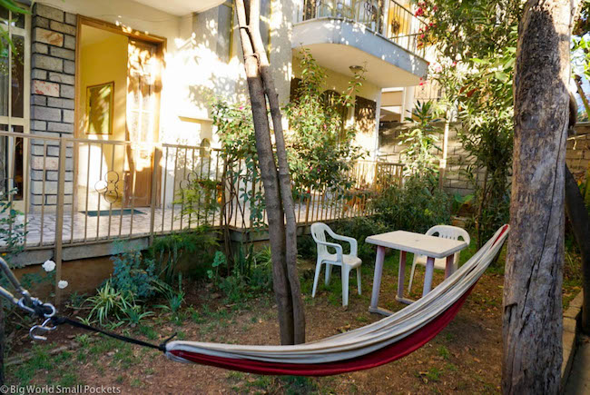 Ethiopia, Addis Ababa, Mr Martins Hammock