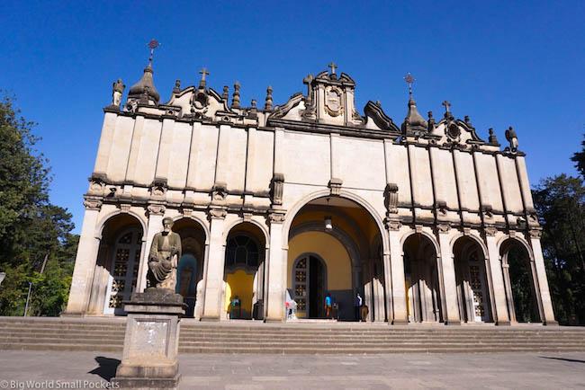 Ethiopia, Addis, Trintiy Cathedral