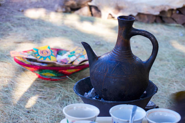 Ethiopia, Coffee, Pot