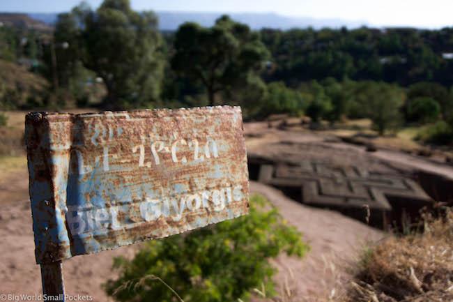 Ethiopia, Lalibela, Biet Giyorgis
