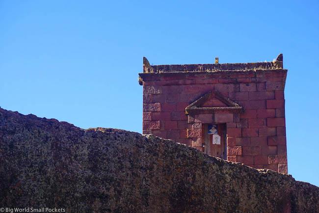 Ethiopia, Lalibela, Tomb