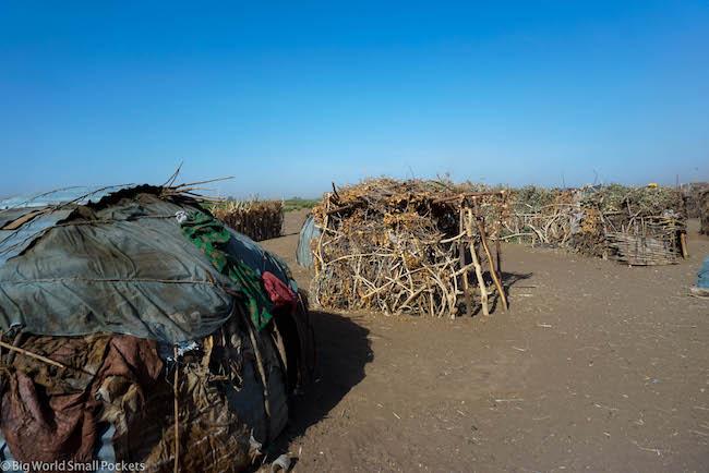 Ethiopia, Omo Valley, Daasanach Community